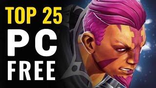 Die 25 besten Free-to-Play PC Spiele