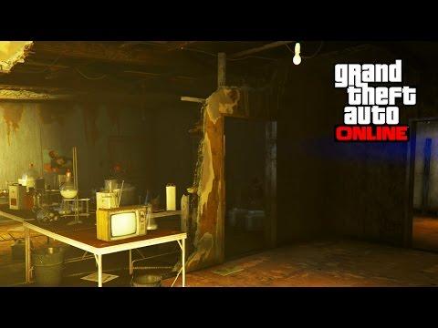 DESTINATION ENDROITS CACHÉS GTA 5 ONLINE