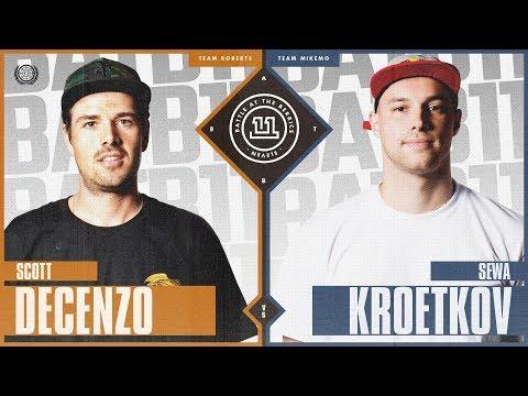 BATB 11 | Scott Decenzo vs. Sewa Kroetkov