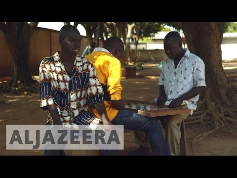Ivory Coast struggles to treat people traumatised by war