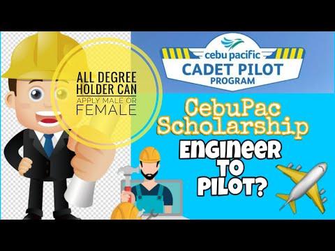 How To Apply Scholarship Cadet Pilot Program Cebu Pacific / Tagged Bukidnon Airport Cebu Pacific