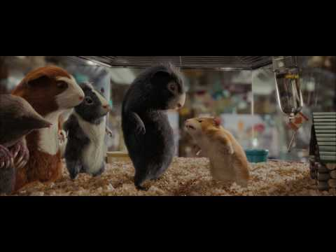 G-Force (2009) second trailer