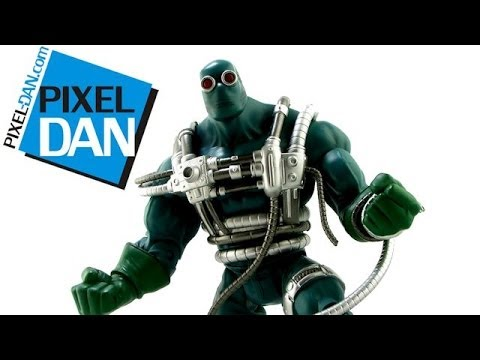 Dc Universe Classics Sdcc 2014 Exclusive Doomsday Figure Video Review Youtube