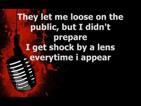 Dappy Ft. Brian May - Rock Star (Lyrics On Screen) HQ