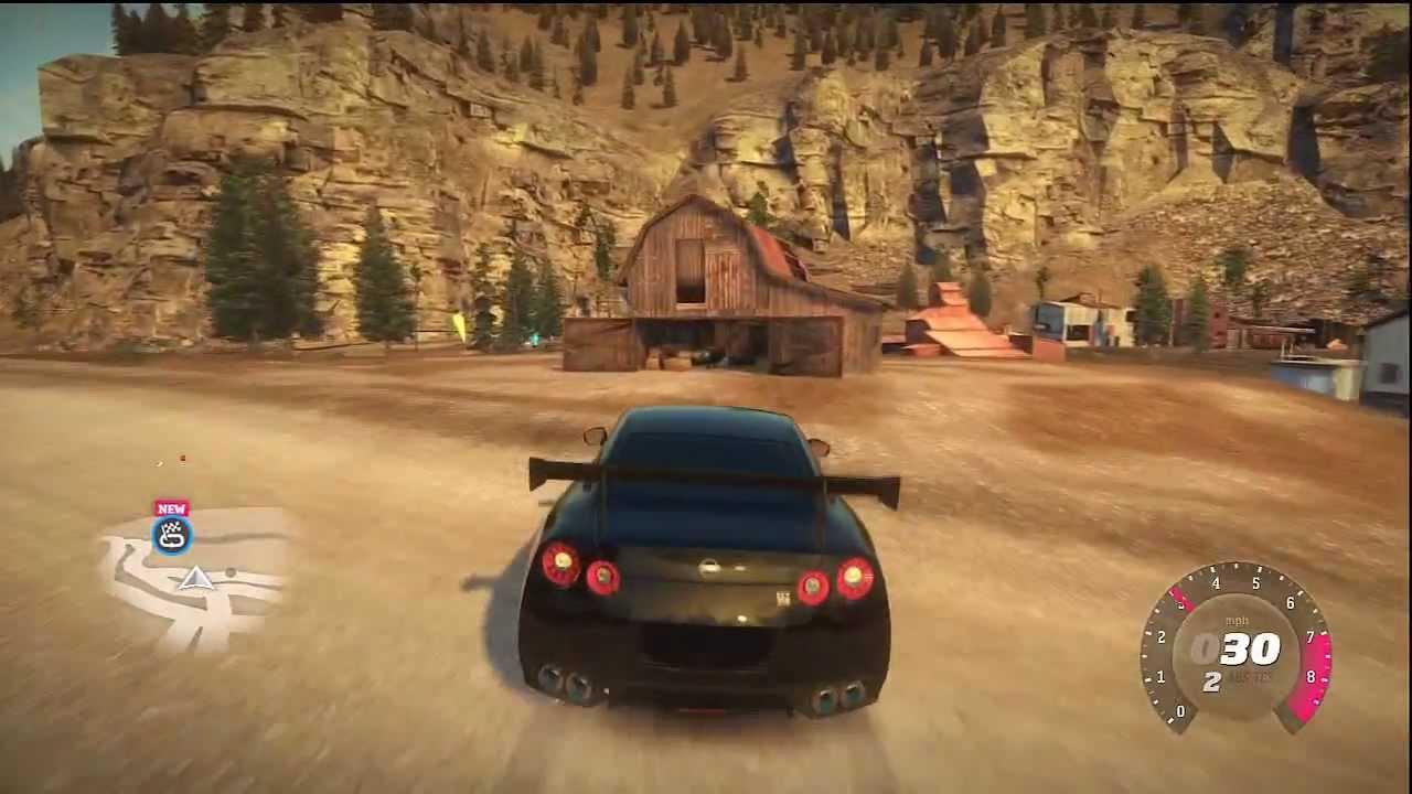 Forza Horizon Barn Find 6 Location