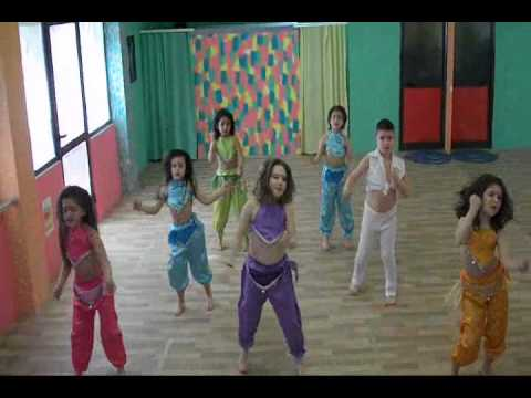 DREAM DANCE GRUPI VOGEL (DHOOM MACHALE)