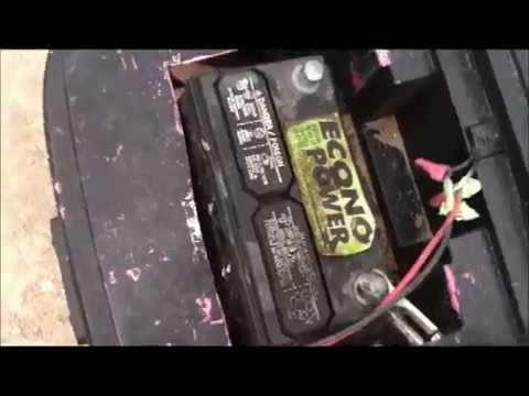 How To Rewire Power Wheel For More Playing Time.