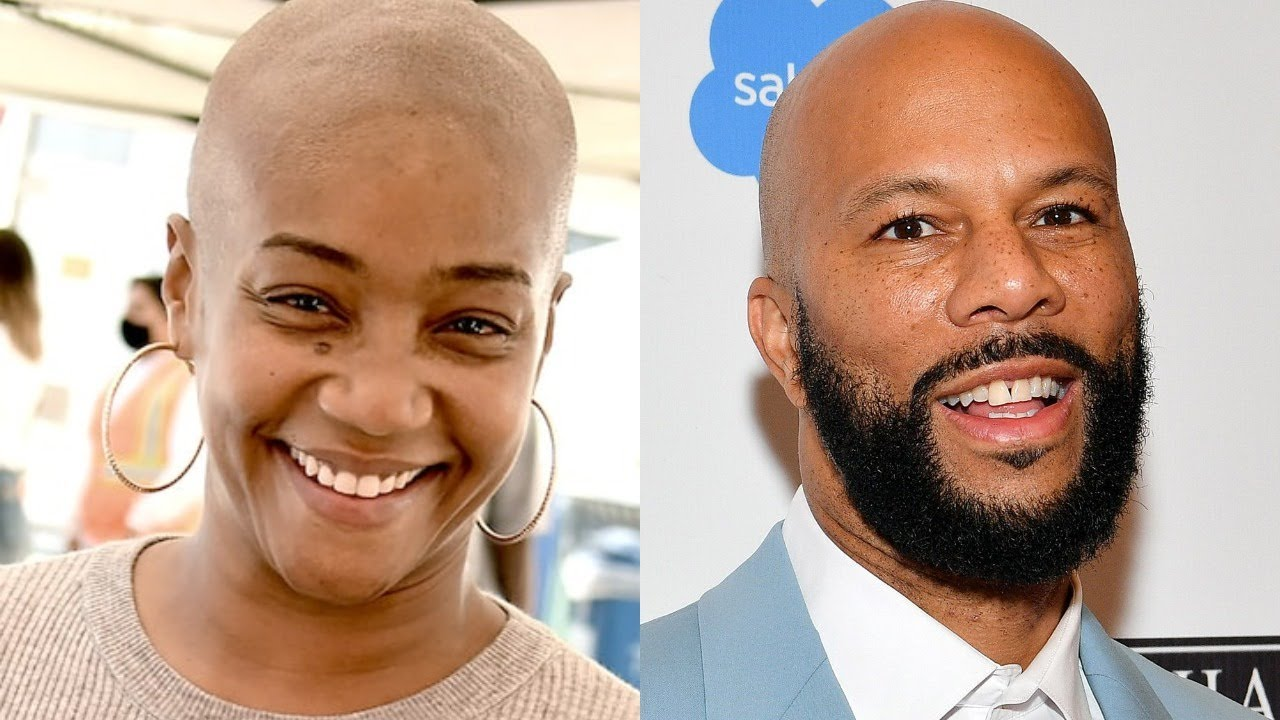 Tiffany Haddish Say's She and Common Are Doing It And Twinning [VIDEO]