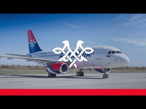 Air Serbia Theme Song - The Wings of Europe