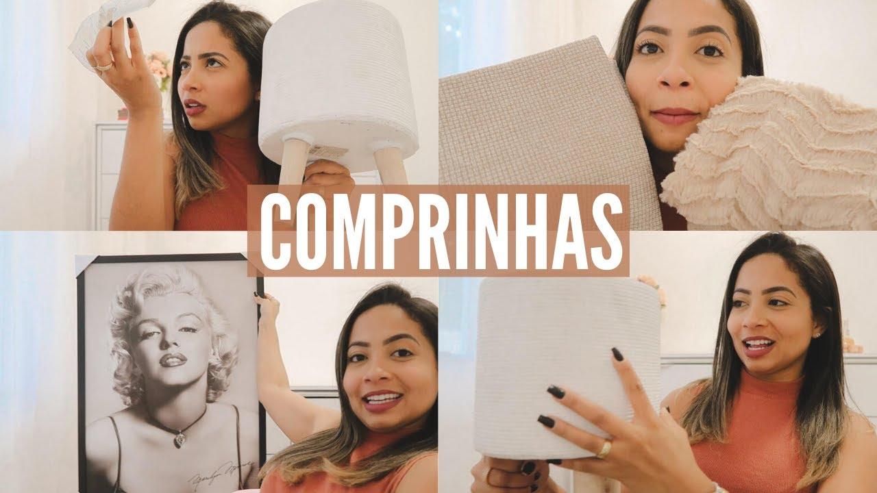 COMPRINHAS DE DECORAÇÃO E UTILIDADES - PRAÇA 2 l Ariel Martins