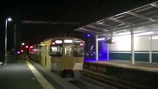西武鉄道2063F 下り回送通過 38104F各停池袋行 西所沢