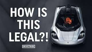 How the hell do you make a fan car road legal? - The nerdiest of car chats with Gordon Murray