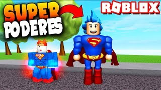 SPECTACULAR NEW SIMULATOR! -Roblox: Super Power Training Simulator