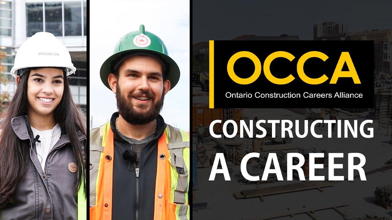 OCCA - Constructing a Career