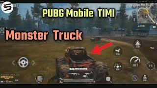 PUBG Mobile MONSTER TRUCK, Training Mode, TIMI Version Update!