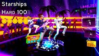 Dance Central 3: Starships