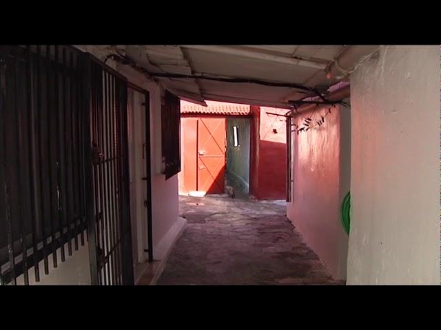 Demolición de vivienda ilegal en Cabrerizas Bajas Ceuta