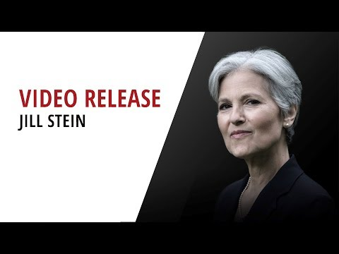 Dr. Jill Stein on the Corporate State, Russiagate, Military Industrial Complex & System Change
