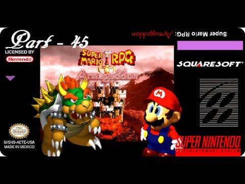 Let's Play Super Mario RPG Armageddon - Part 45: Optional Boss Exposition