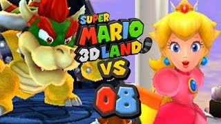 Let's Race: Super Mario 3D Land - Episode 8: And The Winner Is....