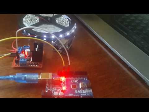 Управление яркостью освещения в умном доме по MQTT