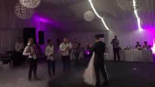 Liviu si Vox - In rochie alba de mireasa - Live nunta Focsani 2015