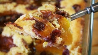 Harvest Peach-berry Cobbler Recipe