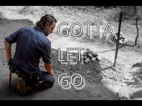 The Walking Dead | Rick Grimes Tribute | Gotta Let Go | Hollywood Undead
