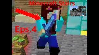 Minecraft Stairs Challenge Eps.4
