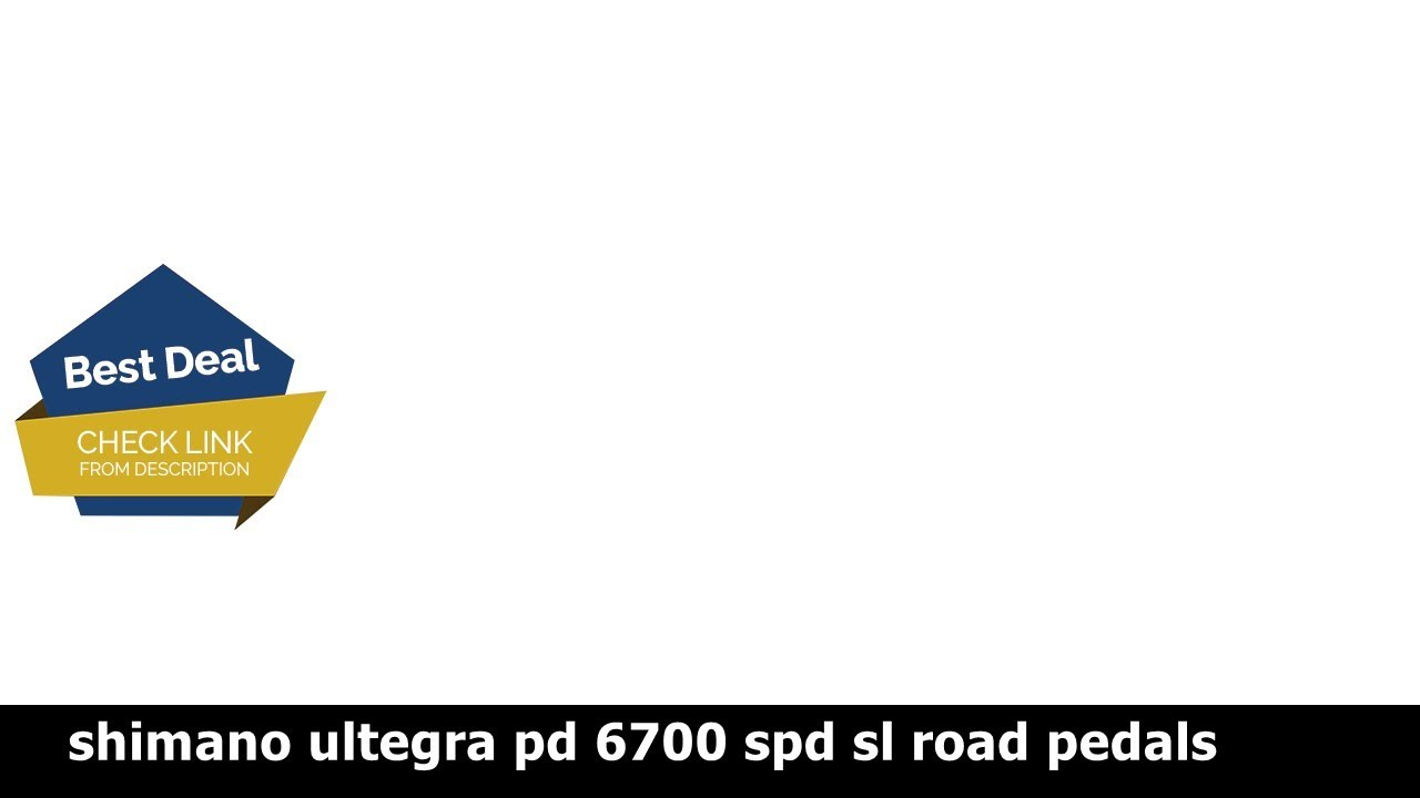 f5a243b3868 Shimano ultegra pd 6700 spd sl road pedals - shimano ultegra pd 6700 spd sl road  pedals