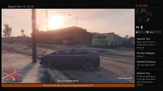 GTA online Episode 1 - Rookie to this game!!