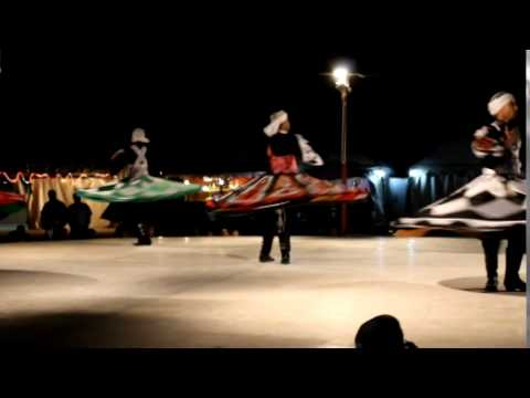Tanoura Show |Dubai Desert Safari by Atlanta Safari Dubai