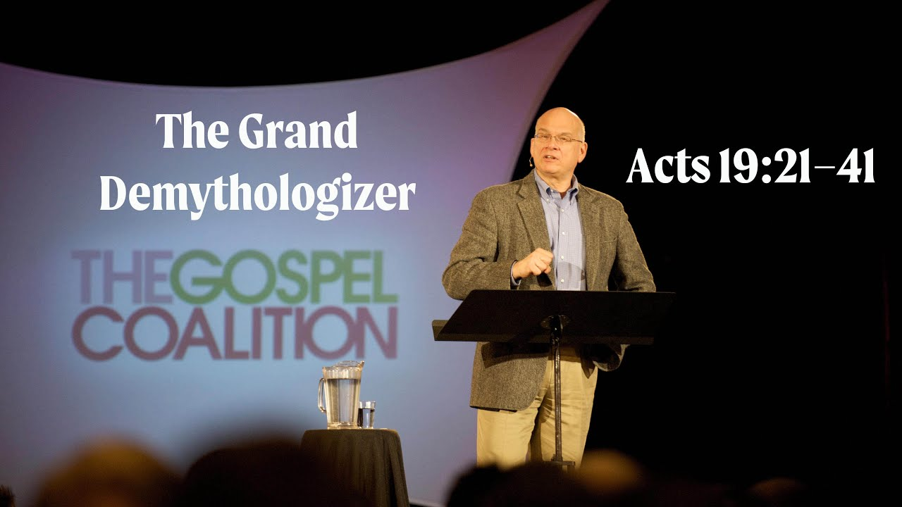 Tim Keller | The Grand Demythologizer: The Gospel and Idolatry