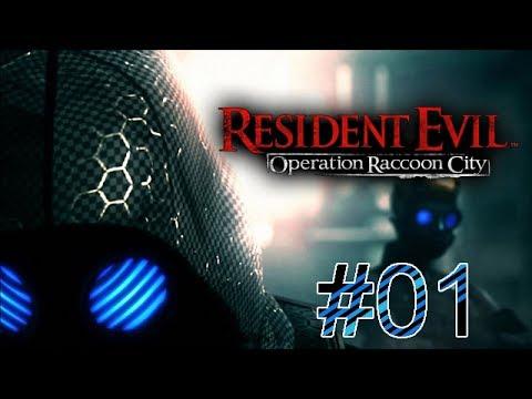Resident Evil: Operation Racoon City Español | Parte 1 [HD]