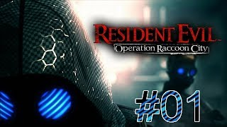 Resident Evil: Operation Racoon City Español | Parte 1 [HD]