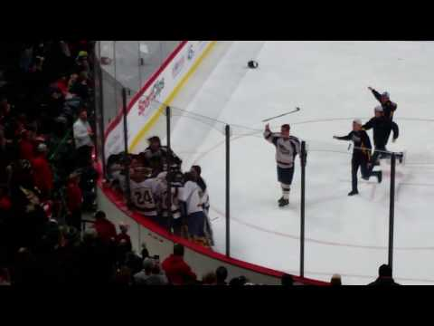 DISALLOWED goal that would have won state championship for Hermantown