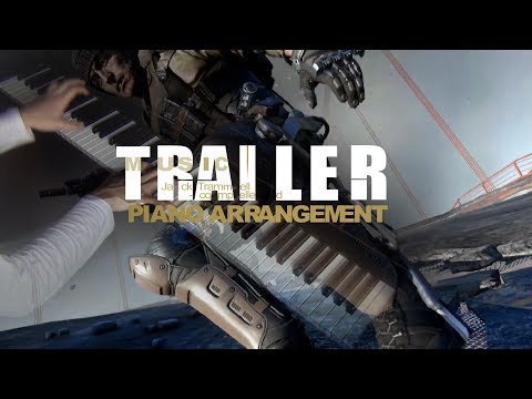 Call of Duty: Advanced Warfare Trailer Music Piano