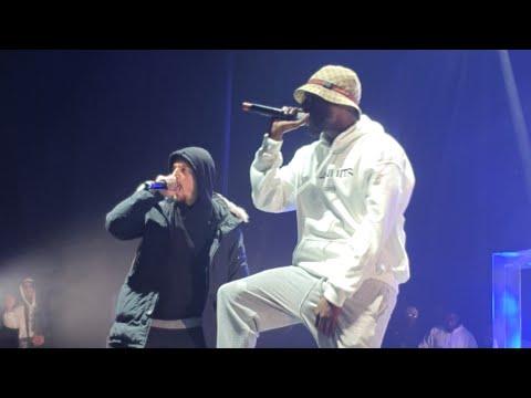 Youtube: Nekfeu x Alpha Wann – Compte des hommes (Concert Olympia 05 12 19)