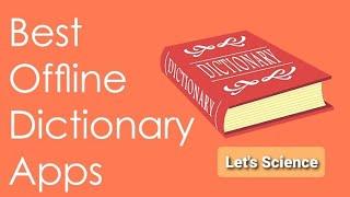 Best offline dictionary app #offlinedictionary#   #letscience screenshot 4