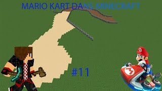 Mario kart dans minecraft épisode 11 ''Problème''