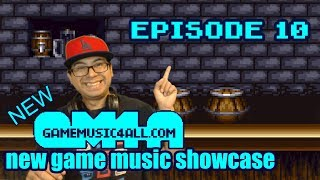 NEW Game Music 4 All - live game music show