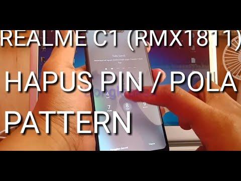 Realme Rmx1811 Pattern Unlock