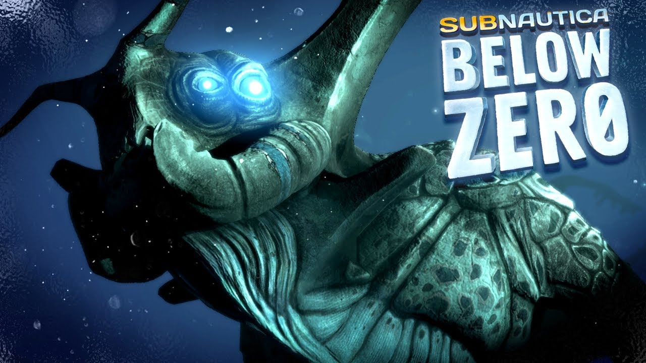 ABOVE AN ABANDONED BASE, WE FIND THESE BEASTS - Sea Emperors Speak -  Subnautica Below Zero Gameplay