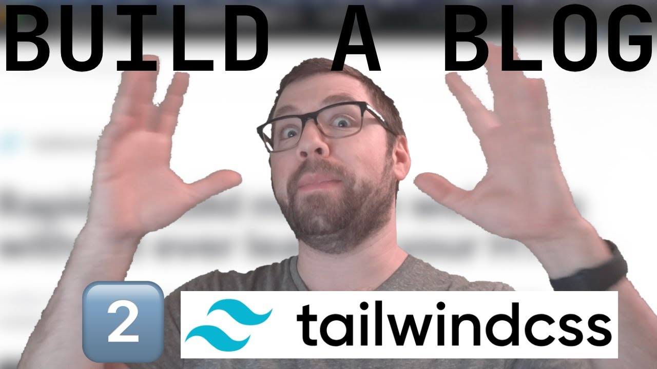 How To Build A Blog With Next.js And Tailwind: Part 2 - Tailwind