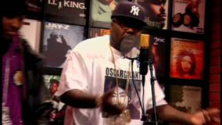 Mister F.A.B. & Willie the Kid Freestyle