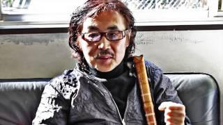 [Professional Japanese taiko Drumming troupe] Ondekoza Seizan Matsu...