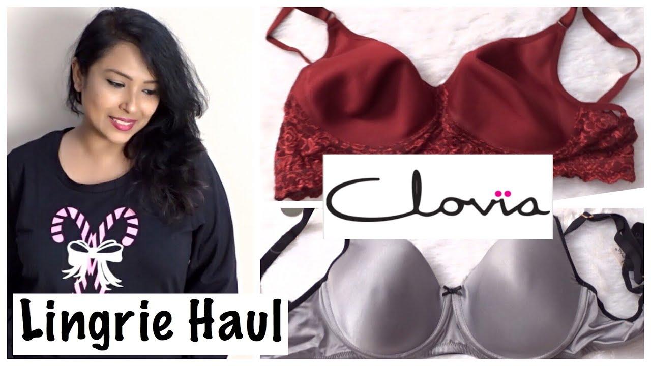 22416ab342d Clovia lingerie Haul