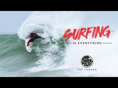 Surfing is Everything: California