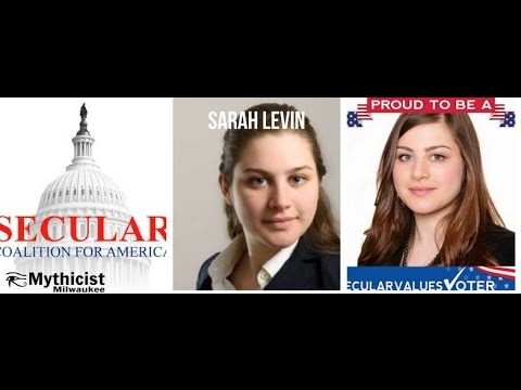 Lobbying for Secular Values w/ Sarah Levin