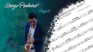 ESPECIAL PARTITURAS CASAMENTOS N3 - PERFECT - DIOGO PINHEIRO Transcrição